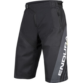 Endura MT500 Burner Cycling Shorts Men grey/black
